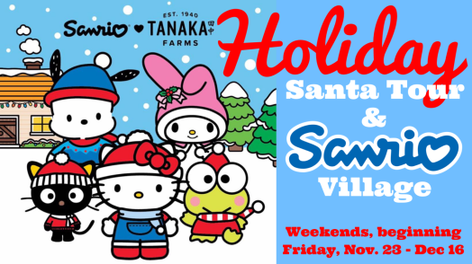 HOLIDAY SANTA TOUR